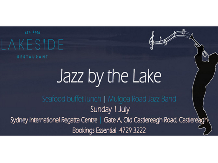 Jazz By The Lake